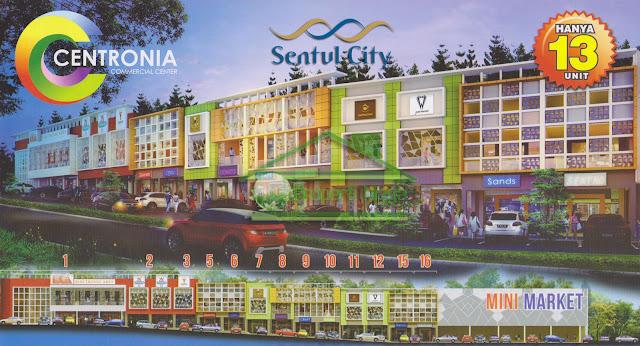 View-Ruko-Centronia-Sentul-City
