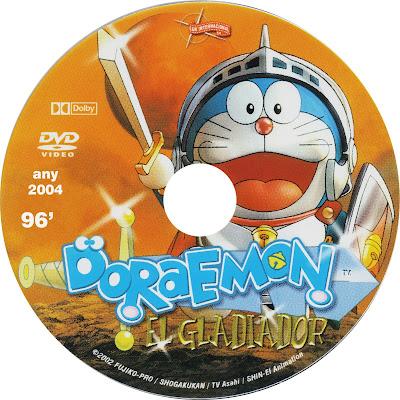Doraemon el Gladiador - [2004]