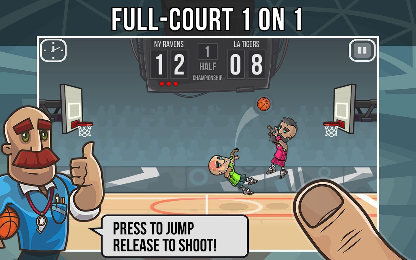 Basketball Battle MOD APK