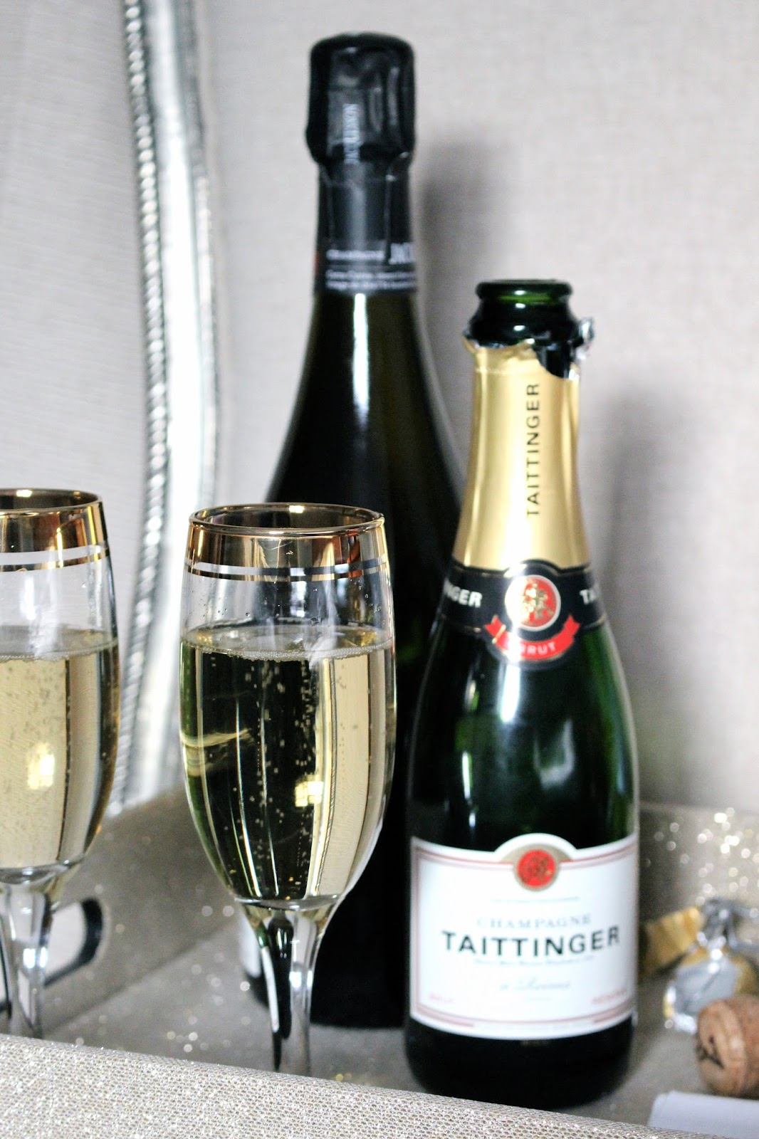 Taittinger Brut Reserve Champagne Photography