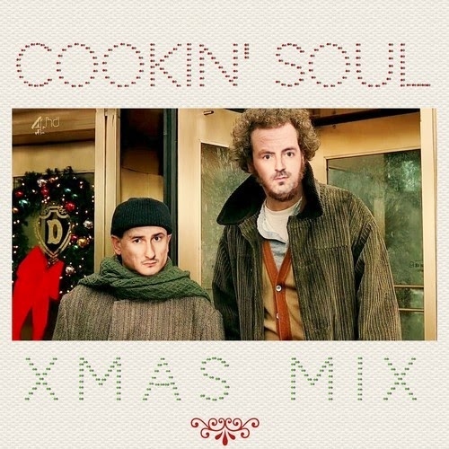 Cookin' Soul Drop 'XMas Mix' Full of Soul, Funk, Reggae & More