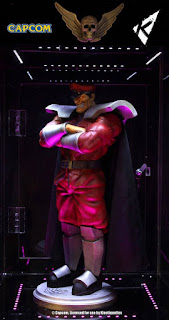 M. Bison Psycho Power Edition 1/4 Scale Levitation Statue