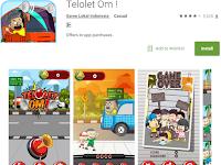 5 Game Om Telolet Om Untuk Android terbaru 2017