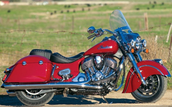 Custom Indian Springfield