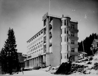 Hotel Patria w Krynicy-Zdroju