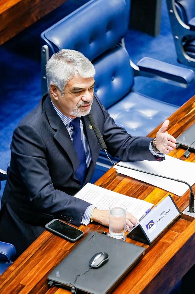 Governo Bolsonaro desmorona com enxurrada de denúncias, afirma Humberto