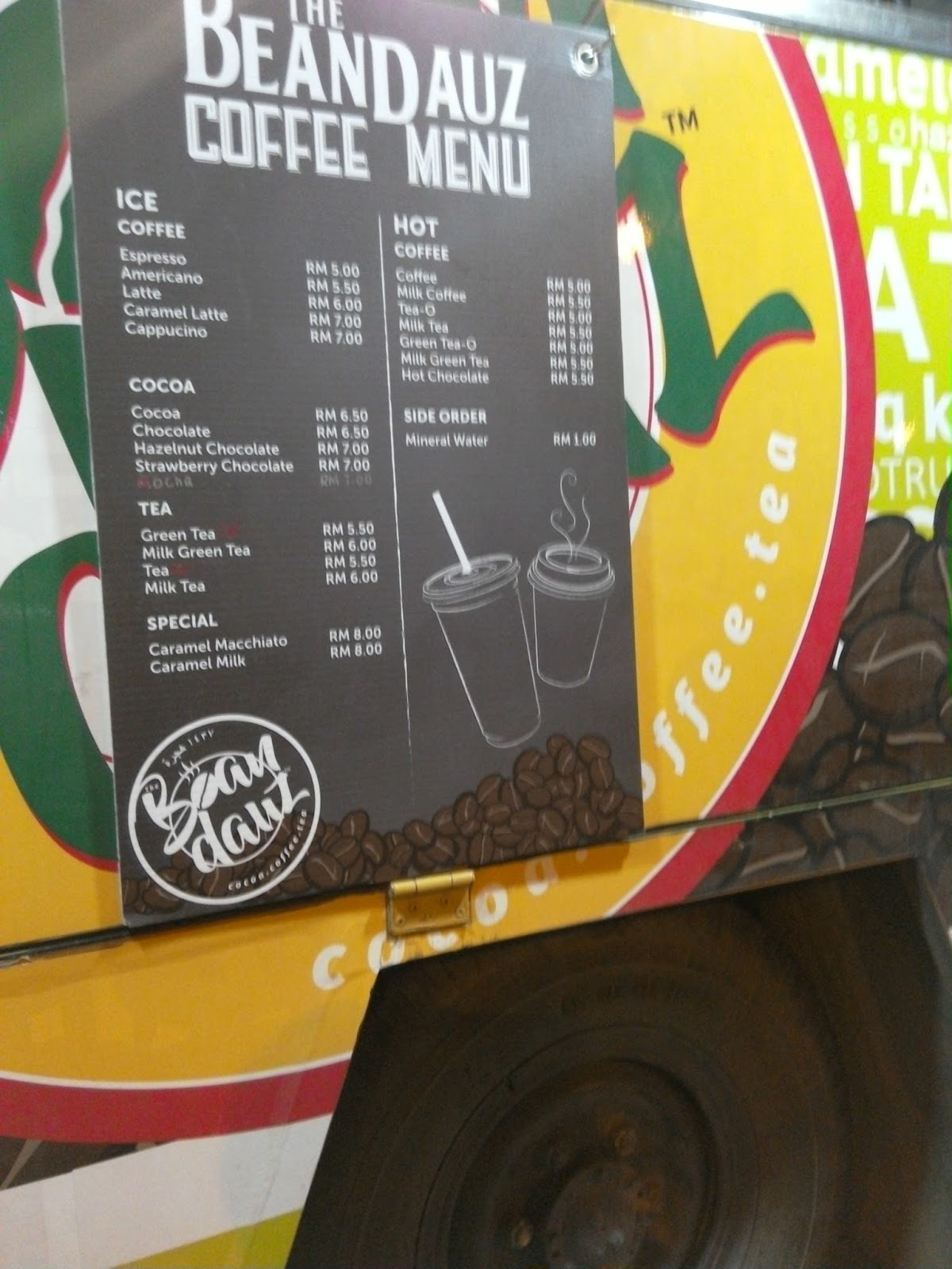FOOD TRUCK Aggerik Mall SHAH ALAM