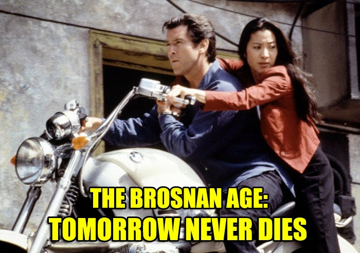 Tomorrow Never Dies HaphazardStuff Review