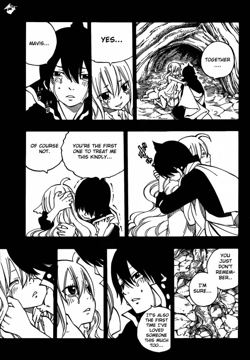 Fairy Tail Ch 450: The One And Only This World0