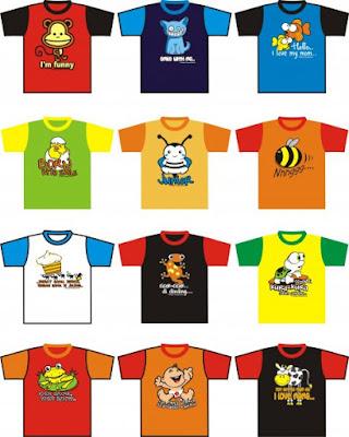 Tips Berbisnis Kaos Anak-Anak Yang Menggiurkan