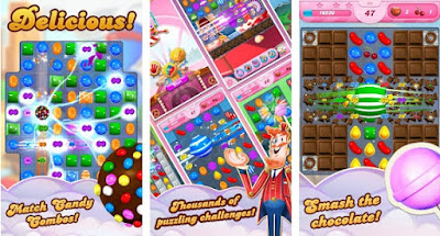 Candy Crush Saga Apk Update 2018 Mega Mod