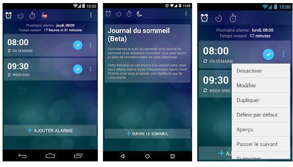 1. Free Xtreme Music Alarm Clock: لمحبي أصوات معينة