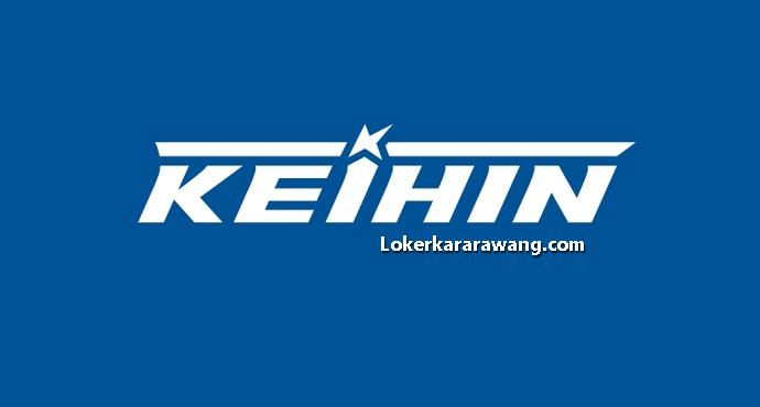 Lowongan Kerja PT. Keihin Indonesia Karawang