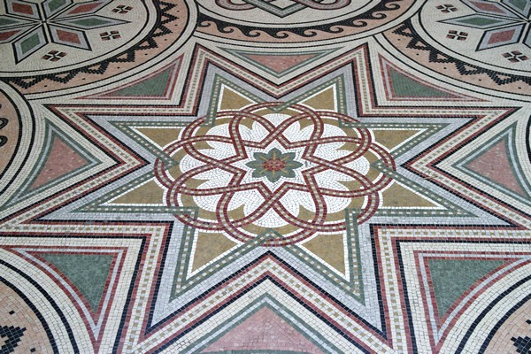 marseille cathédrale la major intérieur
