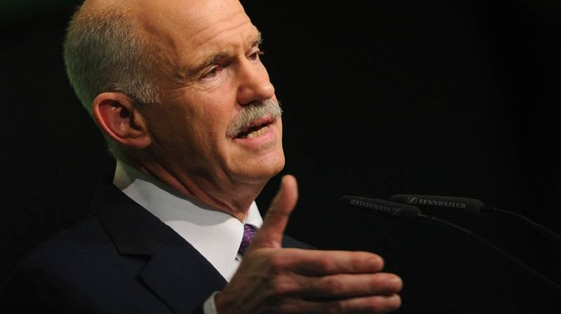 Papandreou: Upper Macedonia acceptable