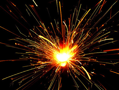 Happy Diwali Firework Wallpaper