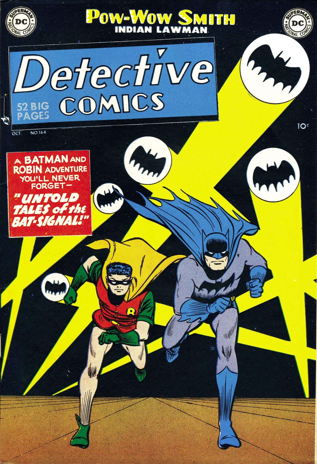 Detective Comics (1937) 164 Page 1