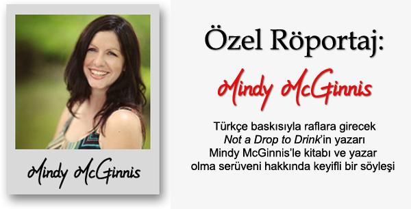 Özel Röportaj: Mindy McGinnis