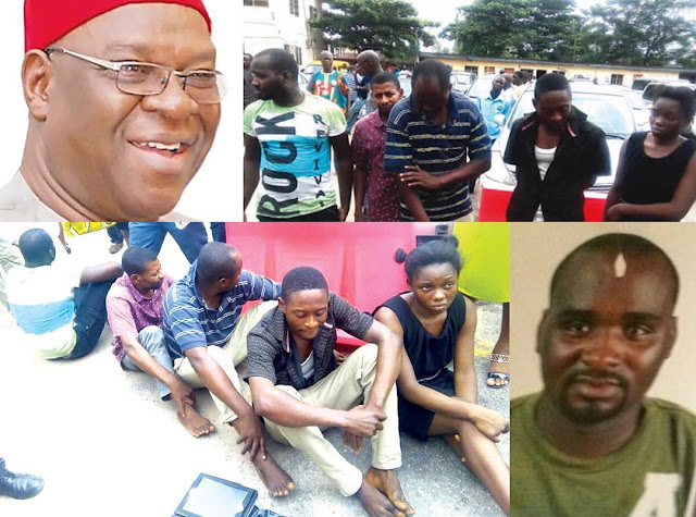 Chef Drugs Ex-Finance Minister, Rob Him Of Valuables Worth N10m