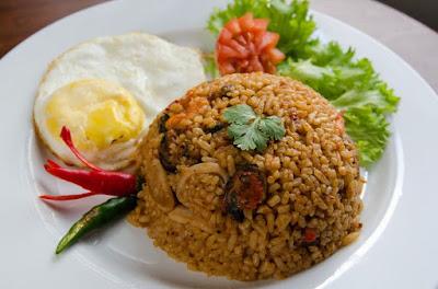 sejarah nasi goreng