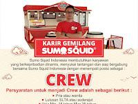 Lowongan Kerja Crew di Sumo Squid - Surabaya