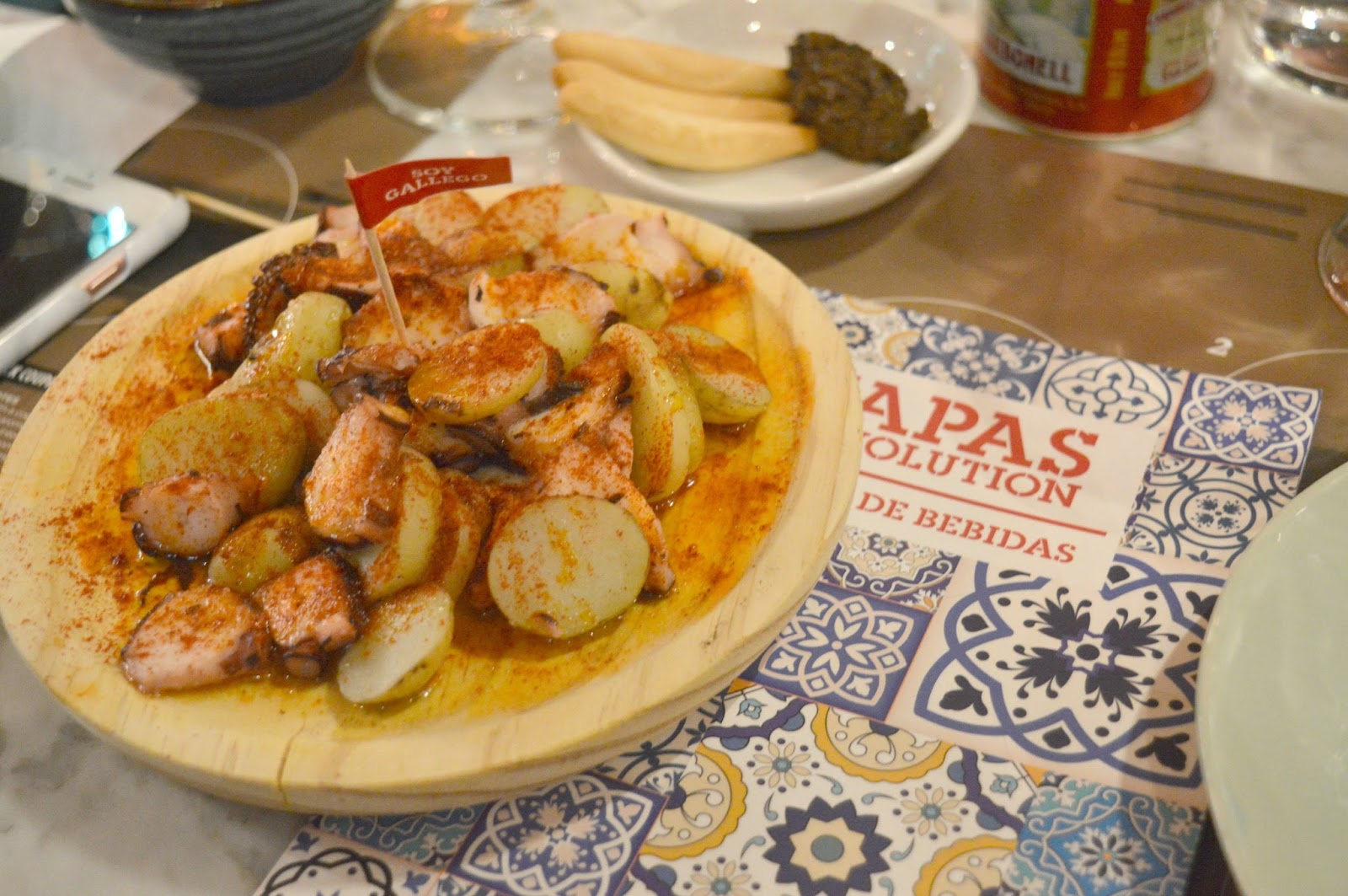 Intu Eldon Square: Grey's Quarter - Tapas Revolution
