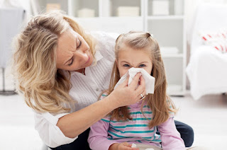 penyebab dan cara mengatasi terjadinya mimisan pada anak