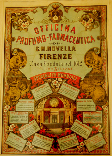 officina profumo farmaceutica Firenze