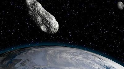 Αστεροειδής μεγαλύτερος από το Burj Khalifa κατευθύνεται προς τη Γη