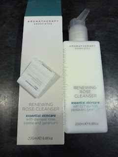 Aromatherapy Associates Renewing Rose Cleanser