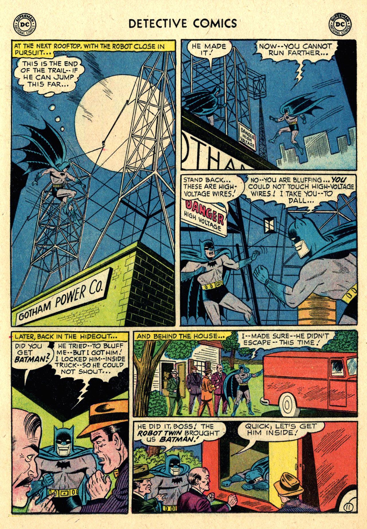Read online Detective Comics (1937) comic -  Issue #239 - 13