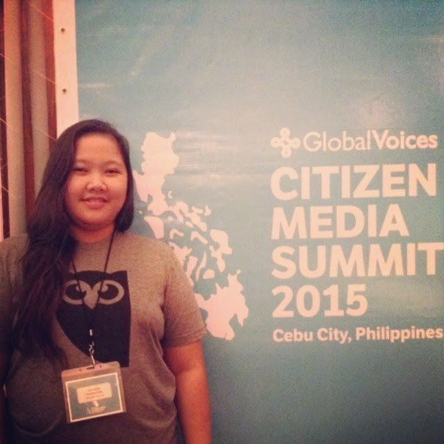3 Quotable Quotes at the Global Voices Summit 2015 Gay Aida Dumaguing Travel Lifestyle Food Blogger SEO Specialist
