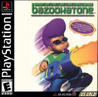 descargar johnny bazookatone psx mega
