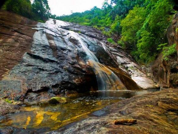 Air Terjun Asahan Melaka