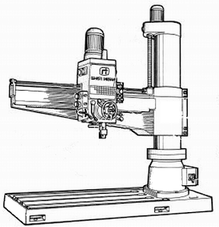 Mechanical Technology: Radial Drilling Machine