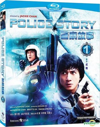 Police Story 1985 Bluray Download