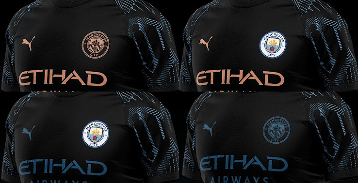 Amazing How The Man City 20 21 Away Kit Could Look Like Based On Leaked Design Footy Headlines
