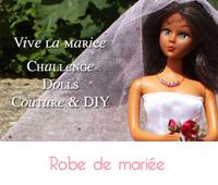 robe de mariée barbie