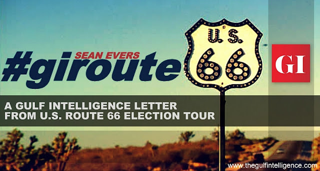 OPINION | A Gulf Intelligence Letter from U.S. Route 66 Election Tour