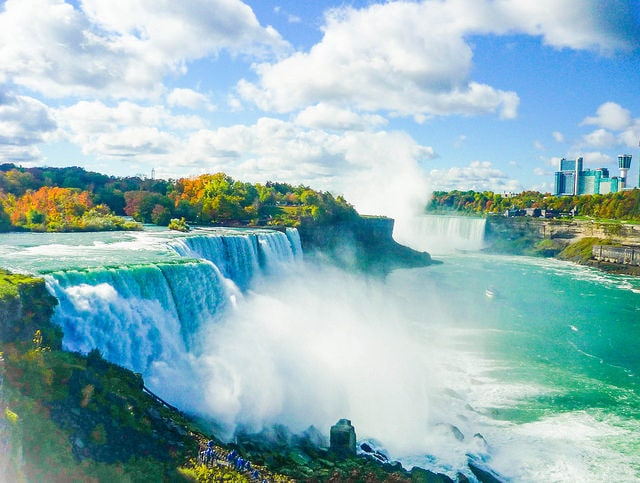 places to visit Niagara Falls