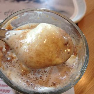 costa toffee apple hot chocolate