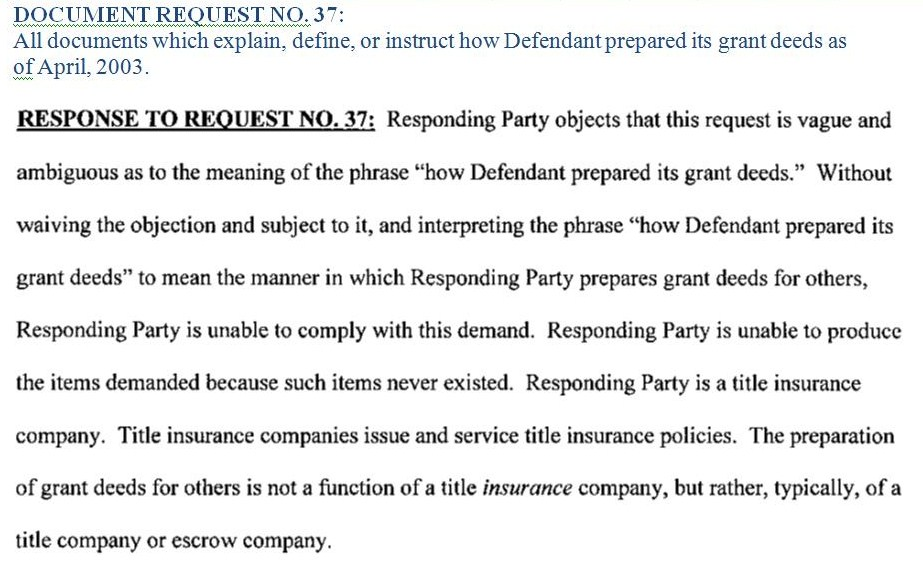 A Review of Claim Processing and My Lawsuit Against Fidelity - grant deed form