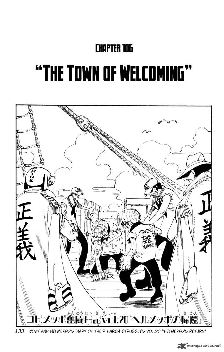 One Piece 106