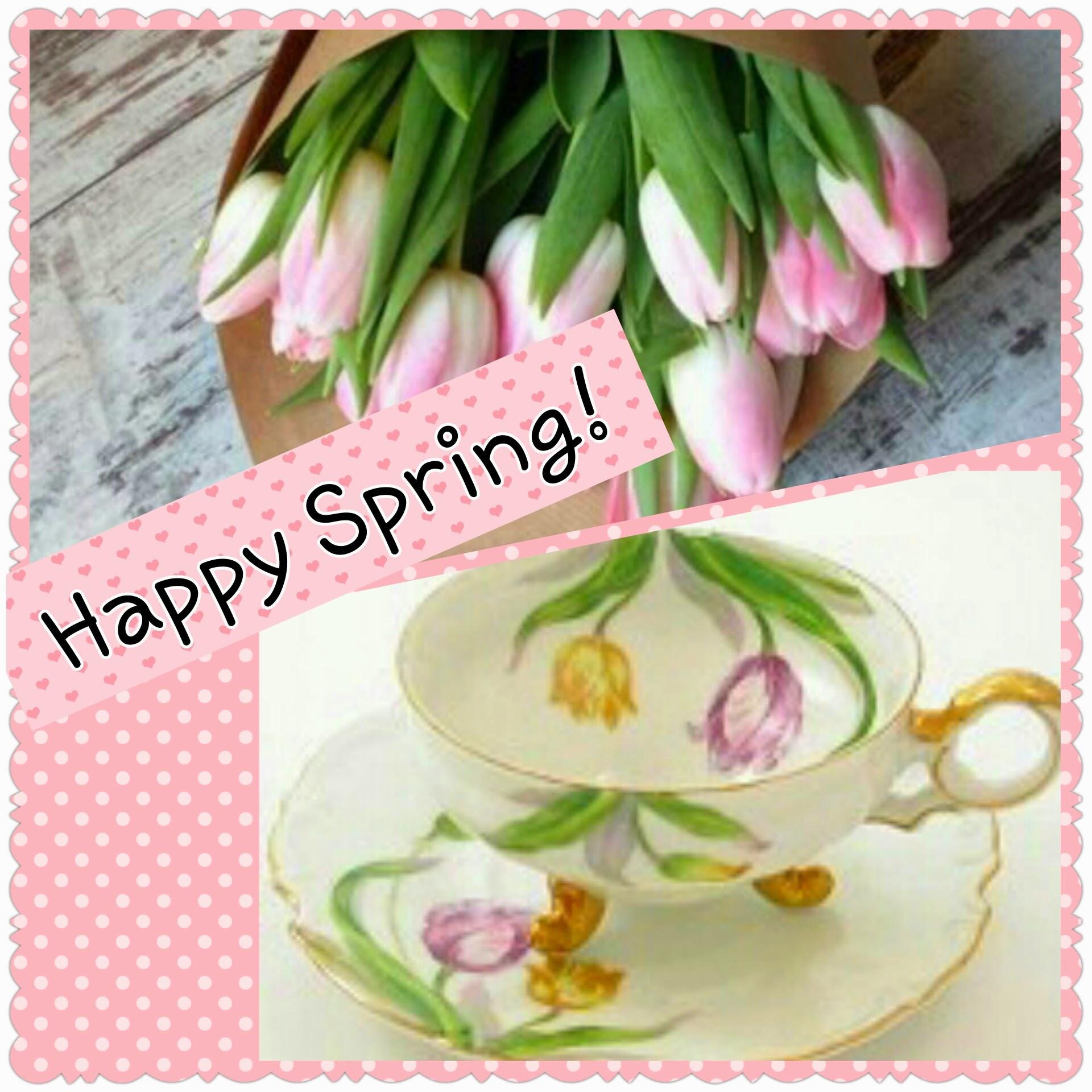 The VeRy  L-o-v-e of Spring...♡