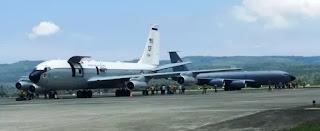 Sudah Hari Ke-12, Pesawat Militer AS Rusak Mesin Masih Bertahan di Aceh