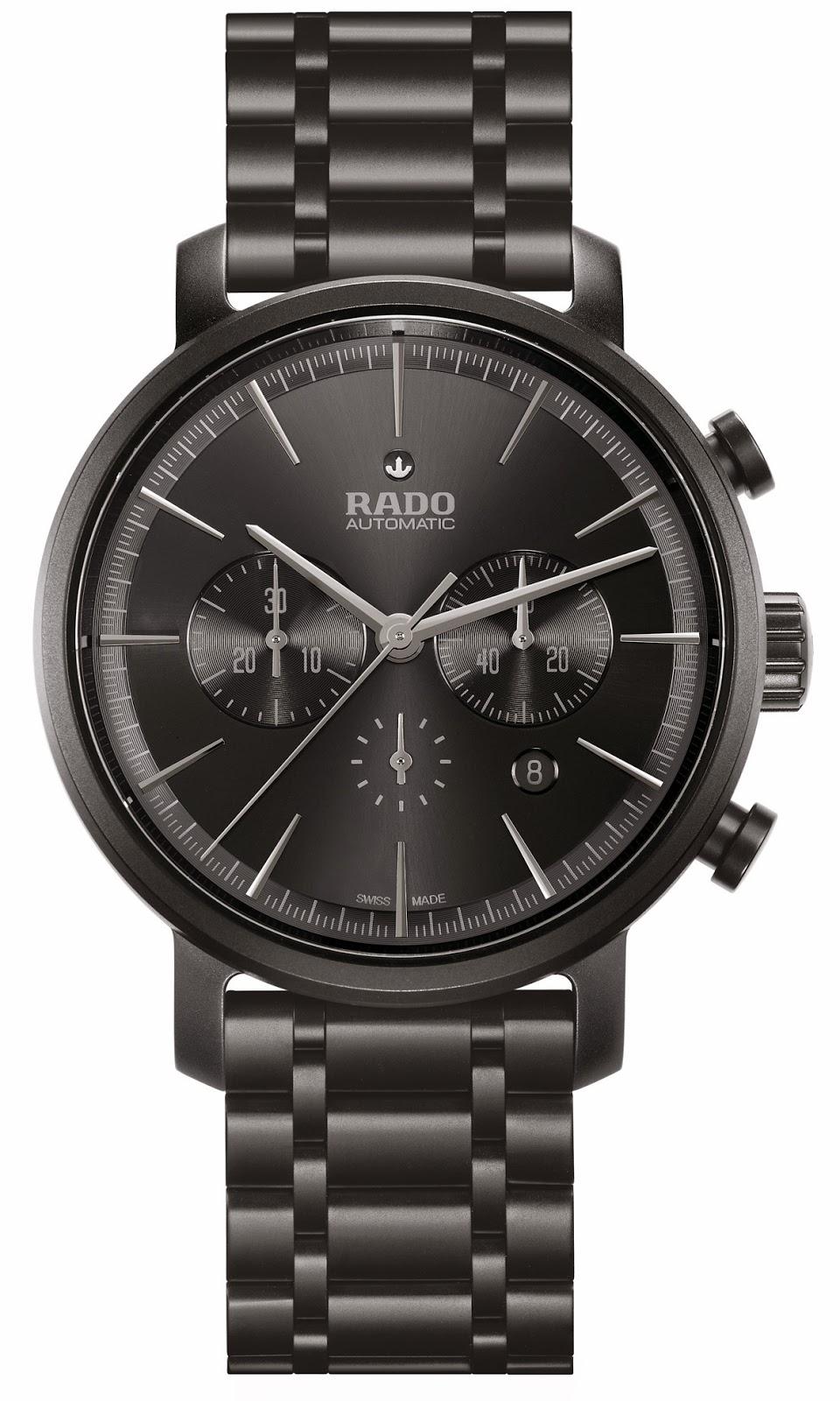 Rado Diamaster Automatic Chronograph XXL5