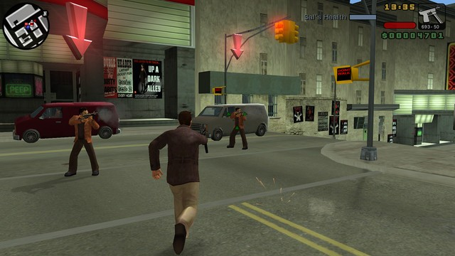 Grand Theft Auto Liberty City Stories Apk+Data Android ...