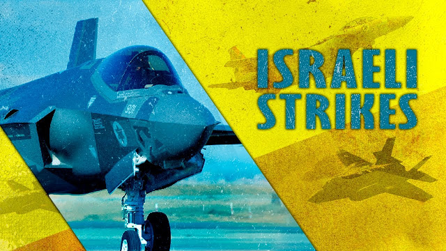 israel-conducts-massive-strike-on-iranian-targets-in-syria