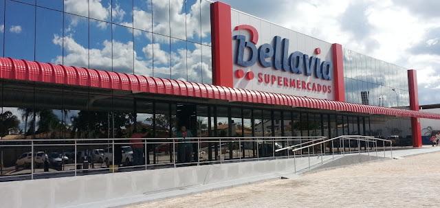 Supermercado Bellavia do Jardim Botânico