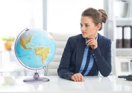 trabalhando no exterior